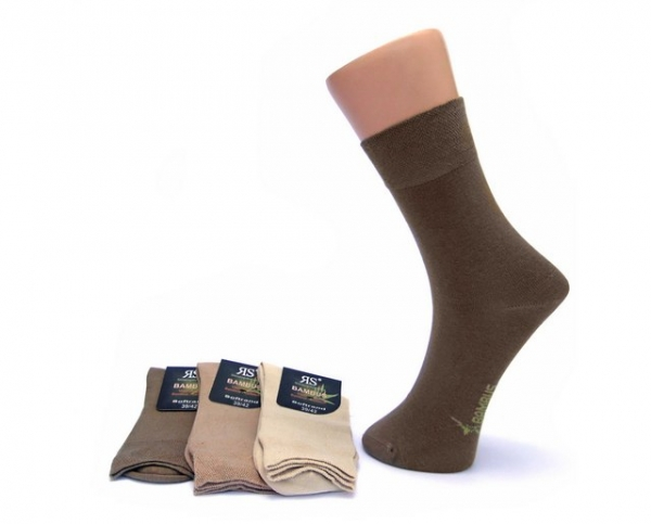 3 Paar Harmony Herren Sneaker Bambus Socken mit Softrand